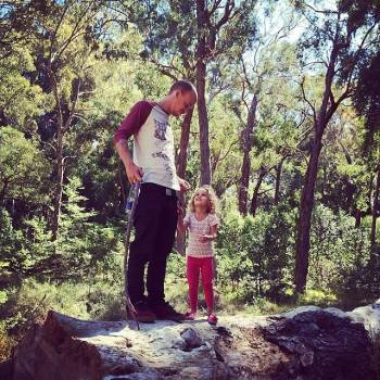 What Makes My Husband The Best Dad Forest Walks