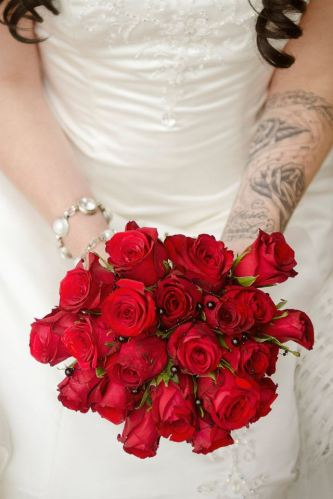 Being A Mom With Tattoos - It Does Not Make Me A Bad Parent Tattooed Bride