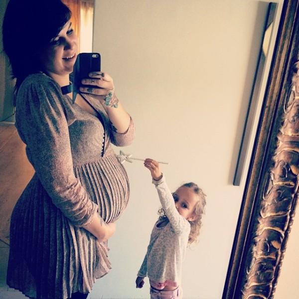 Baby Bump Update - 31 Weeks. Let The Countdown Begin...