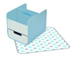 Baby Life Online Shop - My Wishlist... Blue Lagoon Nappy Caddy