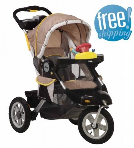 Baby Life Online Shop - My Wishlist... JEEP Liberty SE Stroller