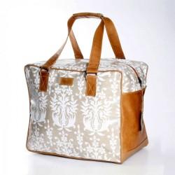 Thandana Aloe White Earth Weekend Travel Bag