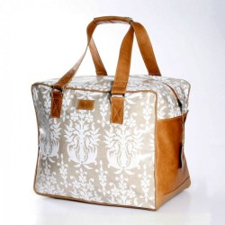 Thandana Aloe White Earth Weekend Travel Bag