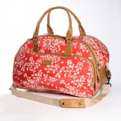 Baby Life Online Shop - My Wishlist... Thandana Leaflet Marsala Traveller Bag chic hospital bag