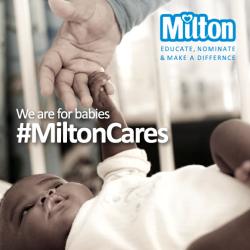 Milton cares
