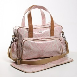 Baby Life Online Shop - My Wishlist... Thandana Nappy bags light pink