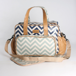 Baby Life Online Shop - My Wishlist... Thandana Nappy bags blue chevron