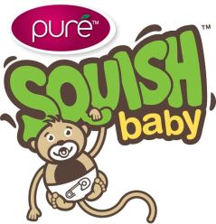 {Product Review} Squish Fruit Snacks - Helping Me With My Picky Toddler Squish Baby Logo