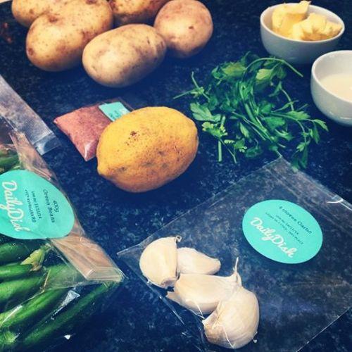 DailyDish Recipe: Day 2 - Cajun Chicken with Gremolata