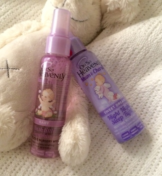 {Review} Cruelty-Free Brands We Love: Oh So Heavenly The Night Night Sleep Tight Room Mist  Hush Little Sunshine Room Mist