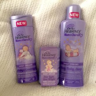 {Review} Cruelty-Free Brands We Love: Oh So Heavenly Sweet Dreams range