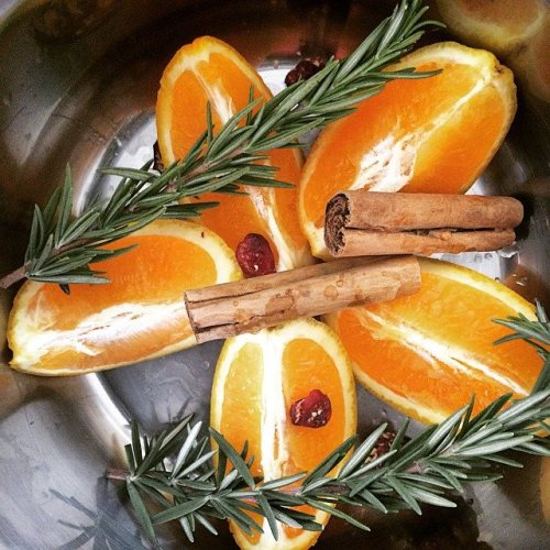Recipe - How To Make Your Home Smell Like Christmas