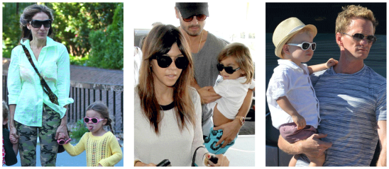 {Product Review + 20% Discount} Babiators - For All The Cool Kids! celebrities using babiators kids sunglasses