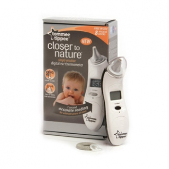 Babalove - Online Shop For Baby And Mom Tommy Tippee Digital Ear Thermometer