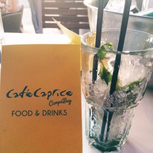 Cafe Caprice Restaurant Review - Caffeine and Fairydust  Cocktails