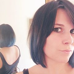 Change Is As Good As A Holiday... My New Hair Style, Some Tips On How To Care For It And The Latest Fashion Hair Colour Trends For 2015 Blue Ombre