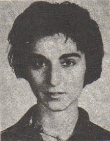 "Friday the 13th... The Myths, The Legends and Strange Happenings...A scan of a photo of Kitty Genovese as it appeared in the March 27, 1964 New York Times article, ""Thirty-Eight Who Saw Murder Didn't Call the Police."
