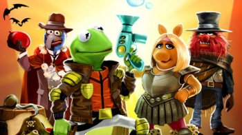 muppets movie adventures Playstation Vita Caffeine And Fairydust Review