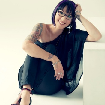Catherine Grenfell Interview - Caffeine and Fairydust - Mom With Tattoos