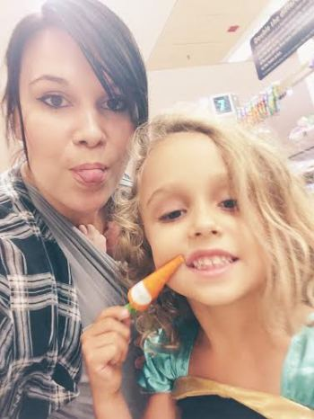The Day I Kicked Parenting's Ass - Caffeine and Fairydust Grocery Shopping With The Kids Babywearing