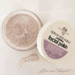The Victorian Garden Beauty Review Caffeine And Fairydust - The Victorian Garden Apricot And Walnut Facial Polish