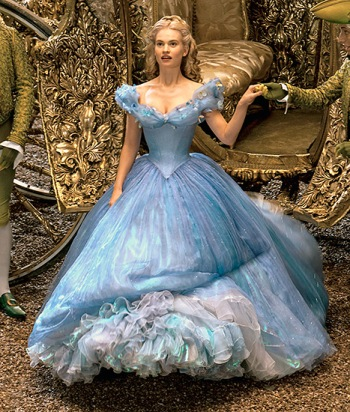 Today I Took My Daughter On A Cinderella Date... And We Learned Some Valuable Lessons! Cinderella's Dress