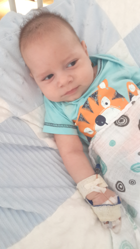 A Glimpse At What It Is Like Raising A Child With Cerebral Palsy, Severe Intractable Epilepsy And Cortical Visual Impairment Baby Hospital Surgery
