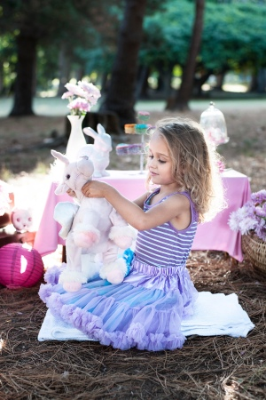 Caffeine and Fairydust Our Family Photoshoot With Lauren Pretorius Photography Mikayla and her fluffy unicorn