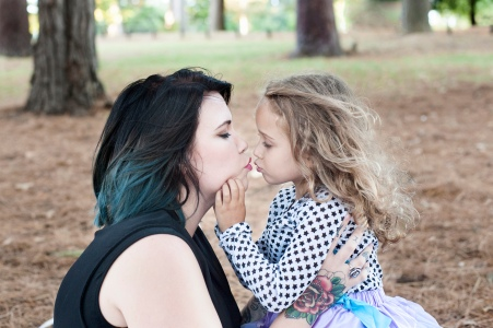 Caffeine and Fairydust - Our Family Photoshoot With Lauren Pretorius Photography Maz and Mikayla Mommy Kisses