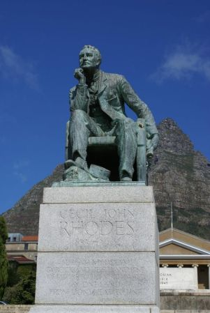 Cecil John Rhodes Statue at UCT South Africa Is Breaking My Heart, I Cry For My Beloved Country - White Privilidge Racism Rhodes Must Fall Xenophobia #rhodesmustfall