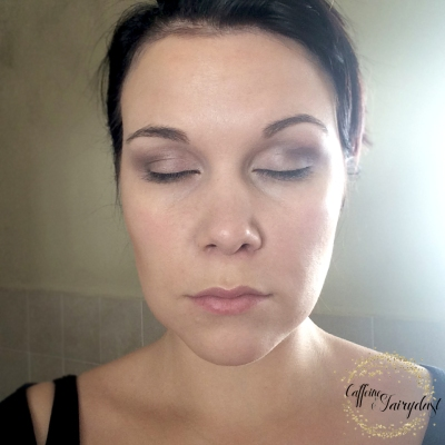 Make-up Tutorial For Tired And Busy Moms Dark Eyeshadow