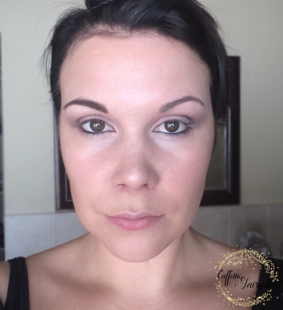 Make-up Tutorial For Tired And Busy Moms Eyebrow Difference
