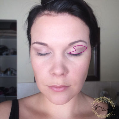 Make-up Tutorial For Tired And Busy Moms Medium Eyeshadow