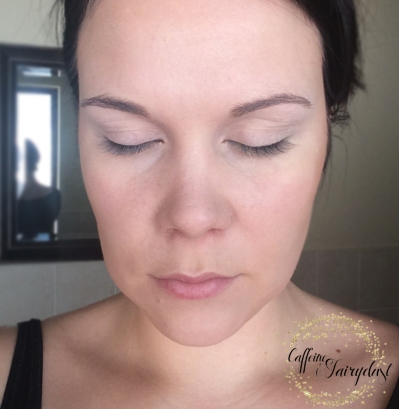 Make-up Tutorial For Tired And Busy Moms Nude Eyeshadow