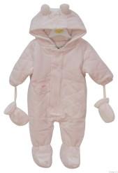 Padded_valour_romper_-_Bear The Padded Babygrow for girls...