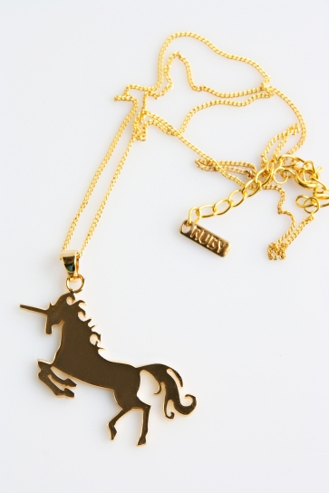 Unicorn 24k Gold plated (2016)