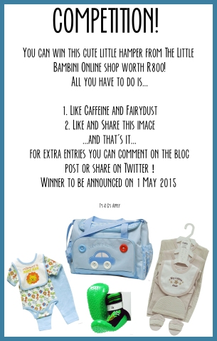 *WIN* A Baby Hamper Worth R800 With The Little Bambini Online Shop ...